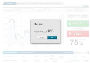 buyout binární opce