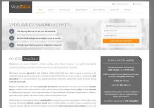 Web MojeZULU