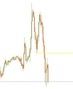 Cenová úroveň, kde byly nahromaděné obchodní příkazy na prodej coby stop lossy obchodníků, kteří spekulovali na vzestup.