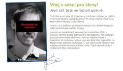 Jan Šrámek podvodník
