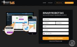 Binary Robot 365 recenze