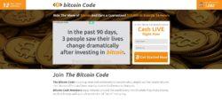Bitcoin Code podvod