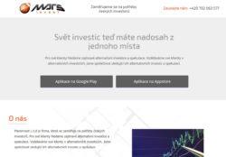 Web Marsinvest