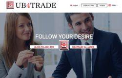 UB4Trade broker