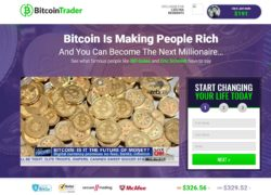 Podvod Bitcoin Trader