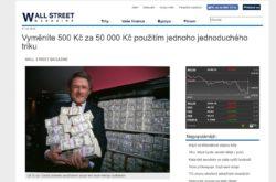 Falešný Wall Street Magazine