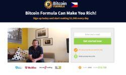 Bitcoin Formula podvod