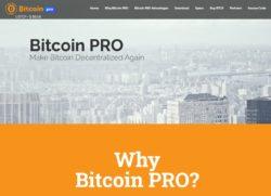 Bitcoin Pro recenze