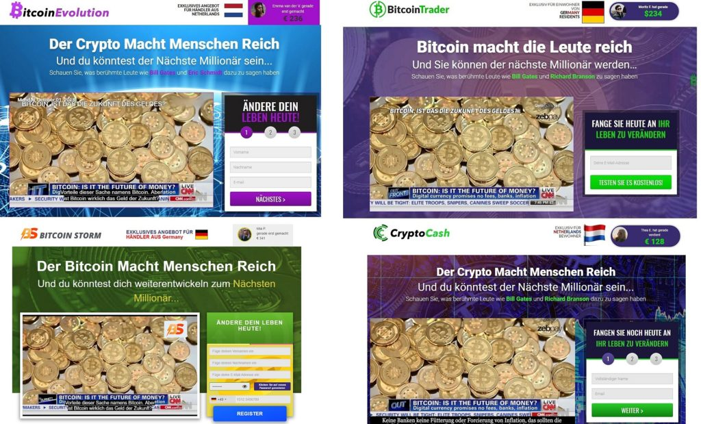 Bitcoin Loophole podvod