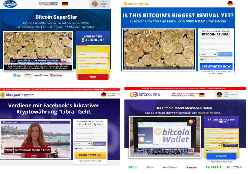 Bitcoin SuperStar podvod