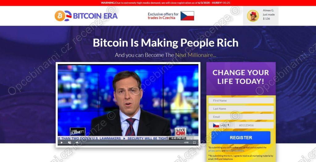Bitcoin Era recenze
