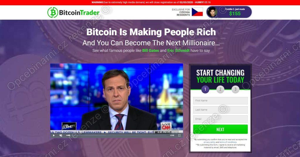 Recenze Bitcoin Trader