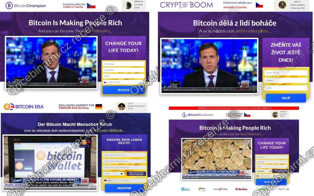 Crypto Boom je podvod