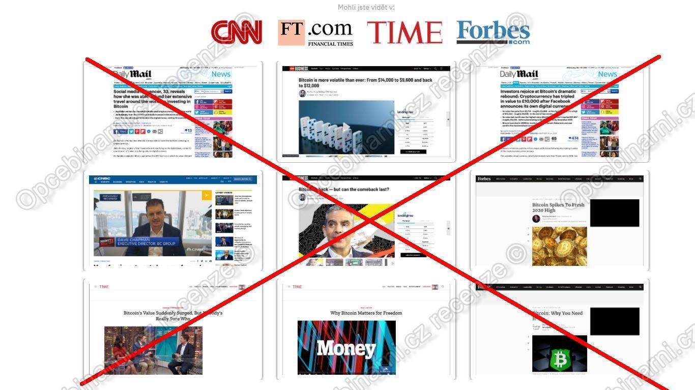 Recenze v Médiích