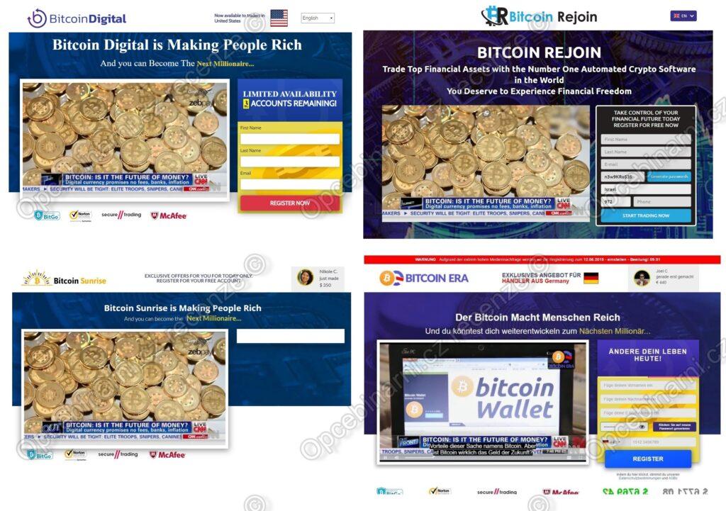 Podvod Bitcoin Digital