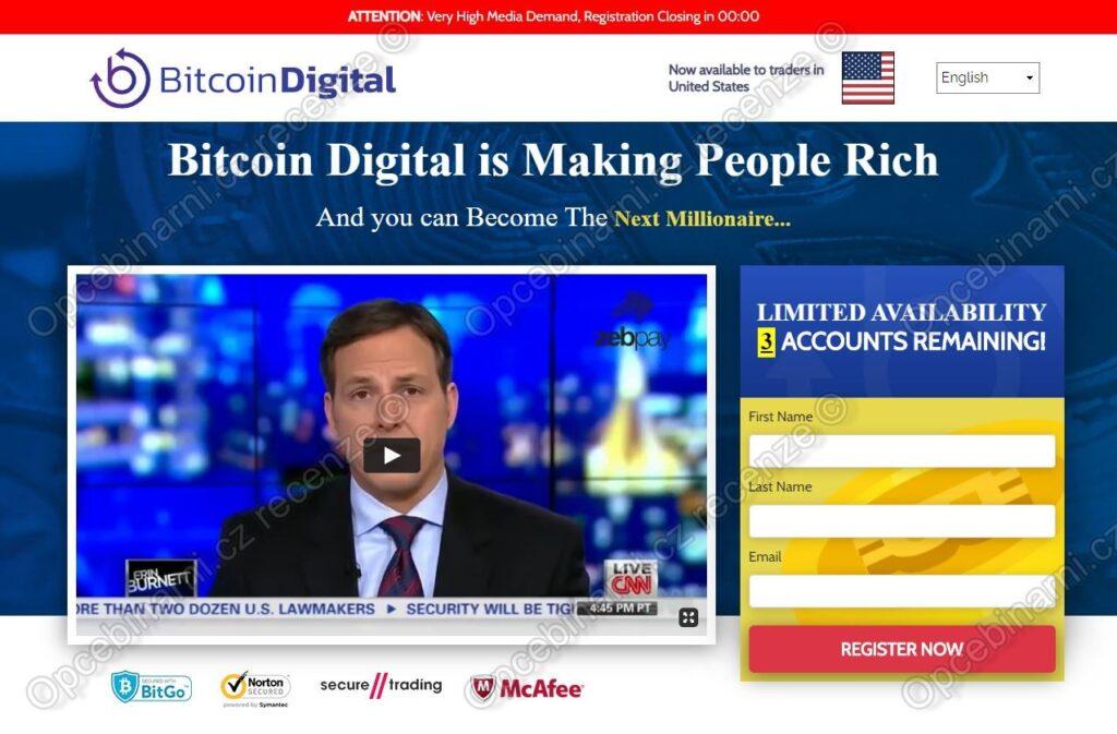 Recenze Bitcoin Digital