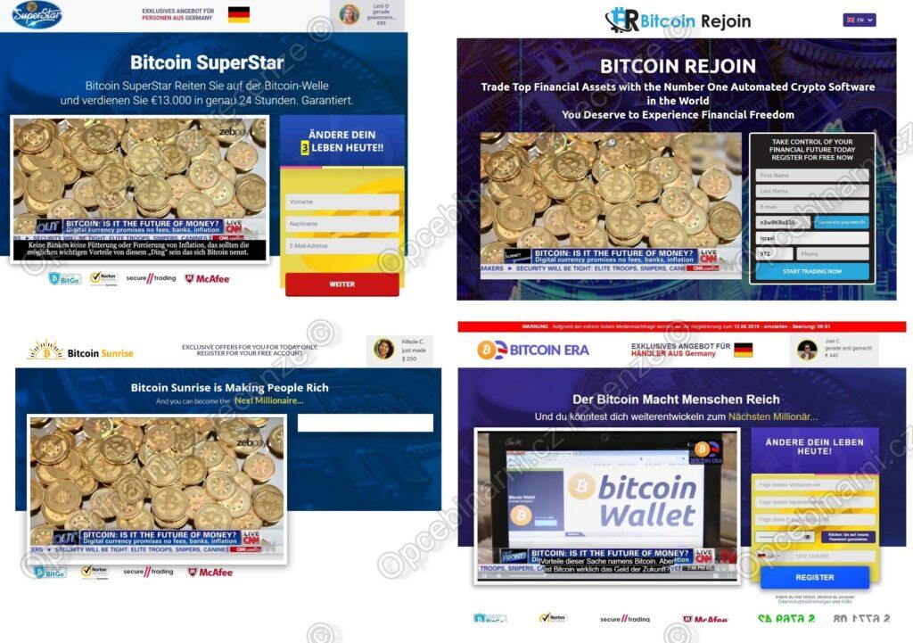 Podvod Bitcoin Rejoin