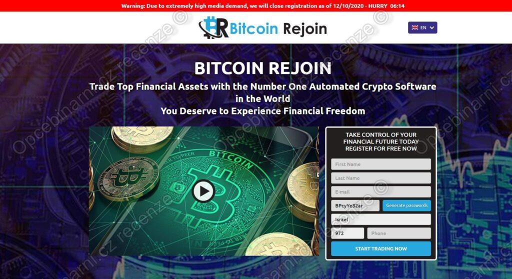 Bitcoin Rejoin recenze
