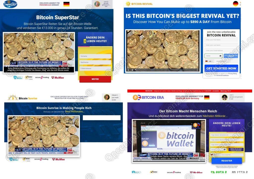 Bitcoin Sunrise podvod