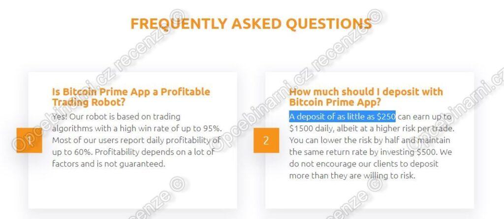 Jak Bitcoin Prime funguje