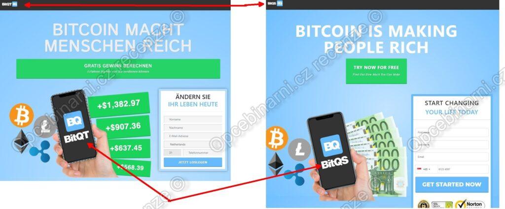 BitQS podvod