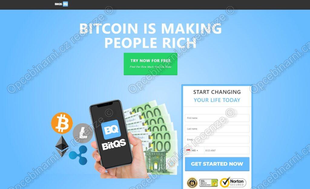 BitQS recenze